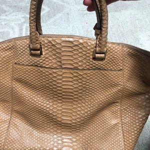 Michael Kors Bags - Michael Kors Faux Skin Handle Bag